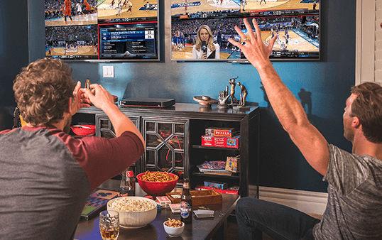 Watch Sports with HD DISH Satellite TV - Sports Package - Star Connection in Baraboo, Wisconsin - DISH Authorized Retailer