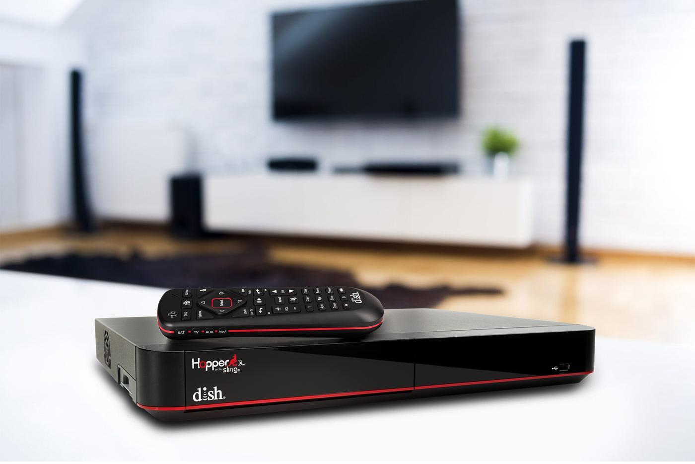 The Hopper - DVR with 4K ultra HD resolution  - Baraboo, Wisconsin - Star Connection - DISH Authorized Retailer