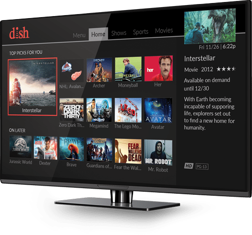 Get DISH On Demand Movies from Star Connection in Baraboo, Wisconsin - DISH Authorized Retailer
